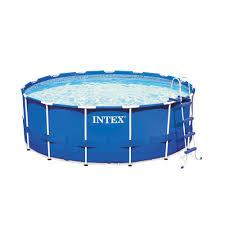 Backyard Pools Walmart by Pool Intex Metal Frame Pool For Years Of Family Enjoyment