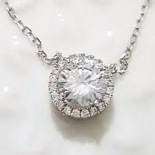 s necklace diamond necklaces pendants ebay