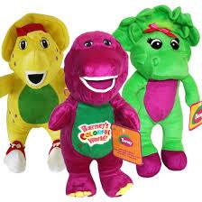 amazon barney friends baby bop bj plush stuffed toys 12