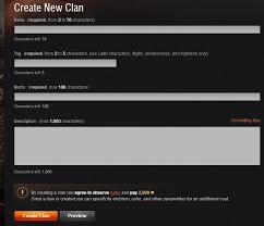 clans global wiki wargaming net