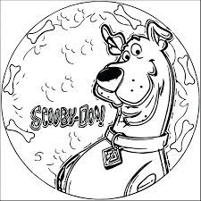 articles with scooby doo coloring pages pdf tag scooby doo