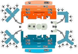 mco terminal map orlando mco airport shuttle service