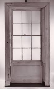 Interior Shutters For Windows Nineteenth Century U2014 Historic Preservation Education Foundation