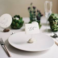 diy place cards diy wire rock place cards once wed place card rock and place