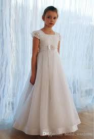 where to buy communion dresses white holy communion dresses with sleeve vestidos de