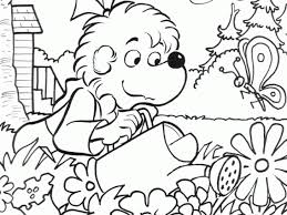 berenstain bears coloring pages printable for 260962 coloring