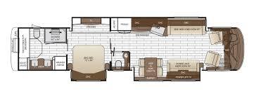 Flooring Plans King Aire Floor Plan Options Newmar