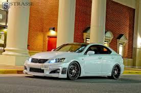 lexus isf rims lexus is f white strasse wheels tuning cars wallpaper 1600x1063