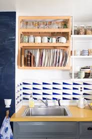 Kitchen Plate Rack Cabinet Best 25 Contemporary Dish Racks Ideas Only On Pinterest Modern