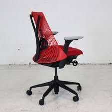 bureau herman miller miller sayl chair computer chair ergonomic task chair