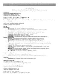 successful resume templates the chronological resume format 2017 update samples internationa