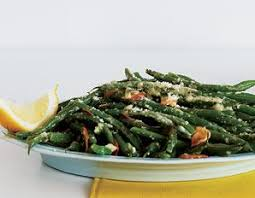 recipes for a healthy thanksgiving feast green beans