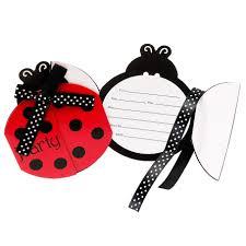 the interesting ladybug baby shower invitations u2014 liviroom decors