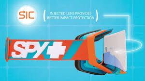 spy motocross goggles spy introduces the ace mx youtube