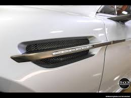 aston martin grill 2014 aston martin rapide s skyfall silver one owner w less than
