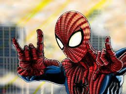 speed painting spider man timelapse w sketchbook pro on an ipad