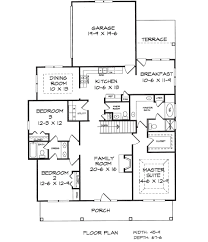 cumberland house plans floor plans architectural drawings