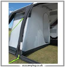 390 Awning Kampa Rally Awning Two Berth Shaped Inner Tent