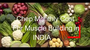 lowest budget diet plan per day costing for indian bodybuilder