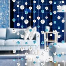 6meters glass crystal bead curtain fashion luxury home living room