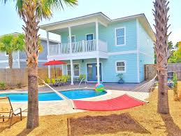Morning Star Santa Rosa Beach Vacation Rentals By Ocean Reef Resorts 6 Or 7 Bedroom Beach House In Destin Florida Room Image And