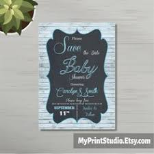 Baby Shower Save The Date Baby Shower Save The Date Chalkboard Art Save The By Delartdesigns