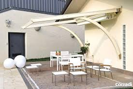 Hanging Canopy by Hanging Pergola Wooden With Sliding Canopy Custom