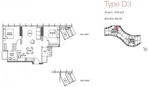 Suntec City Mall Floor Plan new condo launch u2013 duo residences buy property invest property