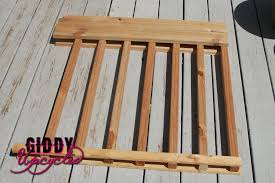 diy deck gate successfully retaining escape artist toddlers
