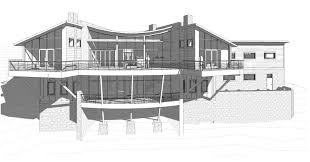 asheville mountain home residential architecture form