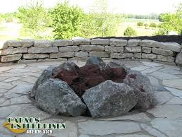 Pictures Of Backyard Fire Pits 15 Fire Pit Ideas To Light Your Flame Garden Lovers Club
