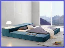 Contemporary Platform Bed Frame Japanese Platform Beds Gallery Also Visualize Beam King Size