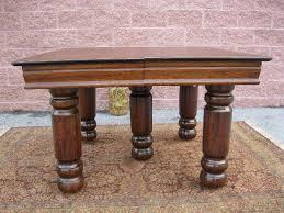Best Oak Oak Tiger Oak LUV Images On Pinterest Tigers - Antique oak kitchen table