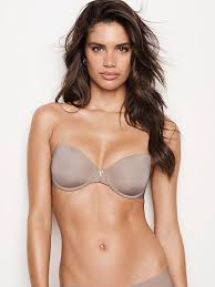 lightly lined strapless bra strapless bra illusions by victoria s secret victoria s secret