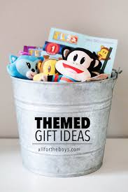 themed gift themed gift ideas for kids all for the boys