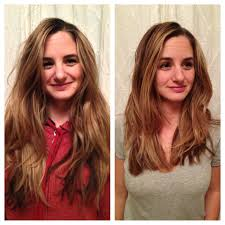 cut and inch off hair how to hair girl swimming in hair