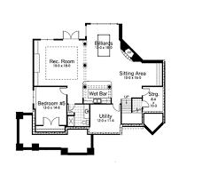 Ranch Floor Plans With Basement 4 Bedroom Ranch House Plans With Basement Ideas 4 Bedroom House