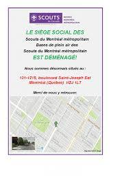 adresse siege air nouvelle adresse district du montréal métropolitain