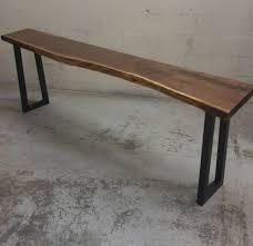 Black Walnut Table Top by Best 25 Live Edge Bar Ideas On Pinterest Live Edge Wood