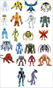 ben 10 omniverse all aliens clipart free ben 10 omniverse all