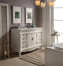 56 inch bathroom vanity 56