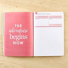 pregnancy journal book petiteplanner pregnancy journal