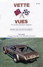 corvette magazine subscription vues magazine corvette covers vues magazine