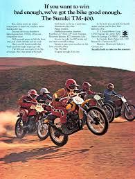 suzuki tm400 1971 1974