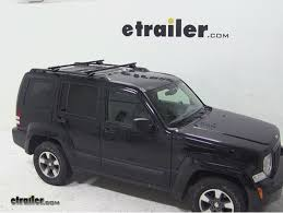 Jeep Liberty Tonneau Cover Thule Crossroad Roof Rack Installation 2008 Jeep Liberty