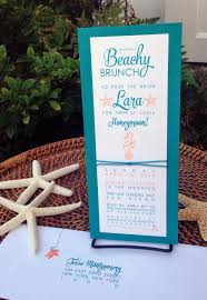 honeymoon bridal shower grant ink such beachy bridal shower invitations
