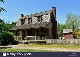 bath north carolina 1790 van der veer dutch colonial home with