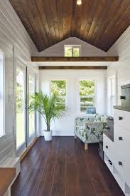 Wood Interior Homes by Minimalist Lizetteesco 133 Sq Ft Amalfi Tiny House Has
