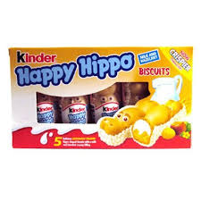 happy hippo candy where to buy kinder happy hippo 5 pack 102g candy and chocolate