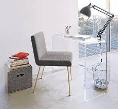 Plastic Office Desk Desk Design Ideas Chair Brown Clear Office Desk Sle Great